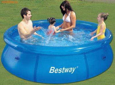 Bestway Бассейн надувной 244х66 см