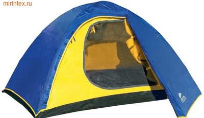 NovaTour Палатка трехместная Alaska Трек3 200x180x110 см