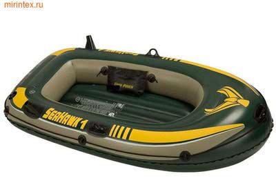INTEX Лодка Seahawk 100 193х108х38 см