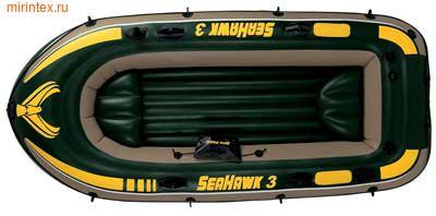 INTEX Лодка Seahawk 300 295х137х43 см