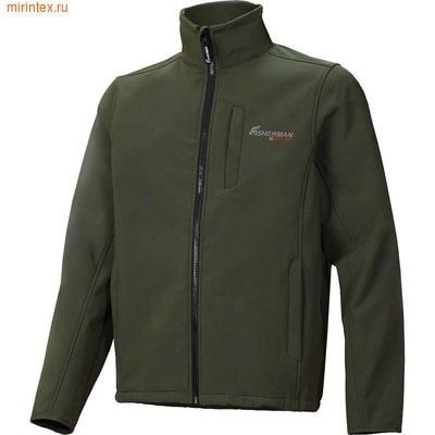 "NovaTour(fisherman) Куртка софтшелл ""Грейлинг""(Хаки)"