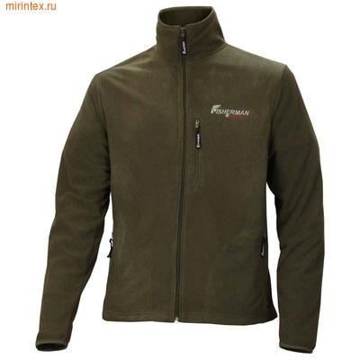 "NovaTour(fisherman) Куртка из легкого флиса ""Саммер""(Хаки)"