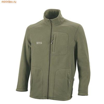 """NovaTour Куртка """"Изар""""(светлый хаки)"""