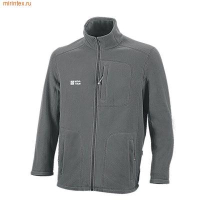 "NovaTour Куртка ""Изар""(Серый)"