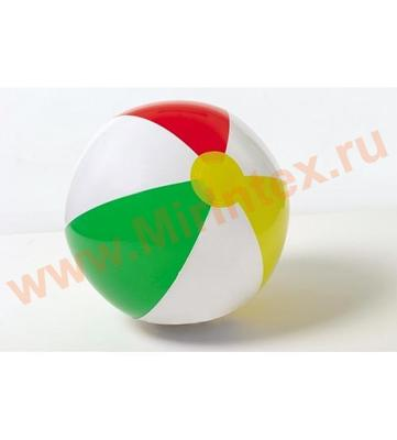 INTEX Мяч Glossy 41 см, от 3 лет