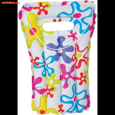 INTEX Плотик детский 71х51см,(цветок)