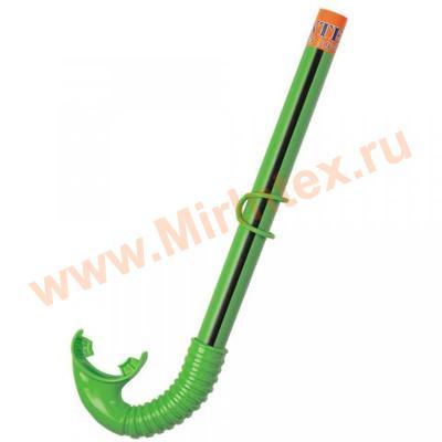 INTEX Трубка для плавания Hi-Flow(зелёная)