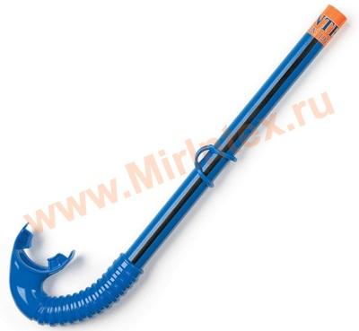 INTEX Трубка для плавания Hi-Flow(синяя)