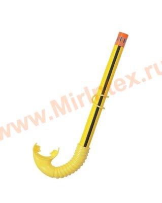 INTEX Трубка для плавания Hi-Flow(жёлтая)