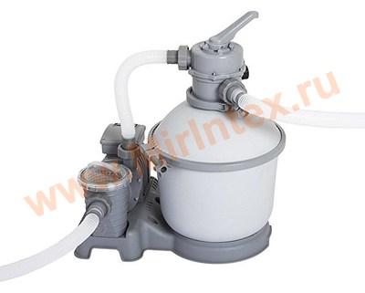 Bestway Песчаный фильтр-насос 220В 3785 м3/ч