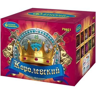 "Русский фейерверк ""Королевский"" (1.5""х49)"