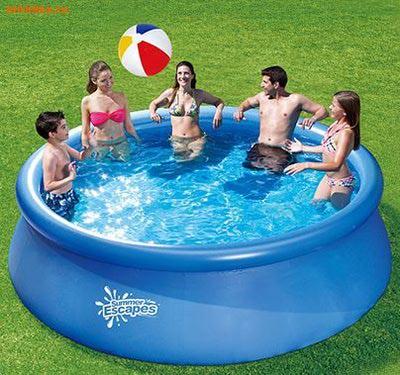 Summer Escapes Бассейн надувной 365х91см