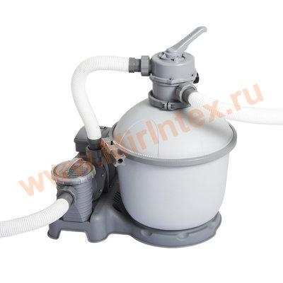 Bestway Песчаный фильтр-насос 220В 5,6 м3/ч