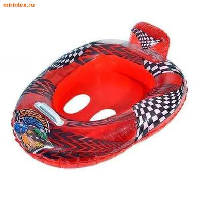 Bestway Круг Speedway Friends 71х56 см (с трусами)