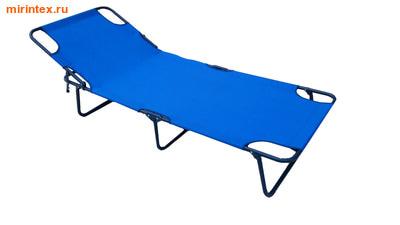 Раскладушка «Мечта» (синяя)