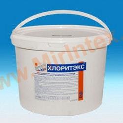 Маркопул Кемиклс Хлоритэкс гранулы (ведро 9 кг)