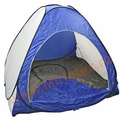 Палатка автомат 200х200х150 см зима/лето