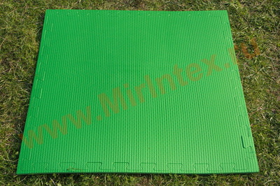 """Будо-мат с креплением ласточкин хвост 100х100х1см """"Зелёный"""""""