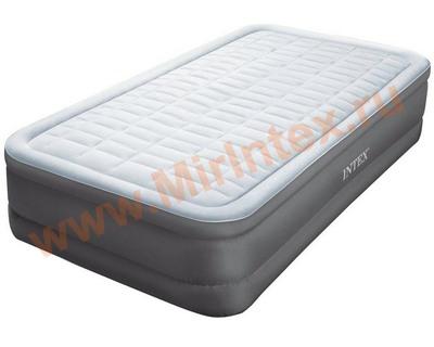 Кровать надувная Intex