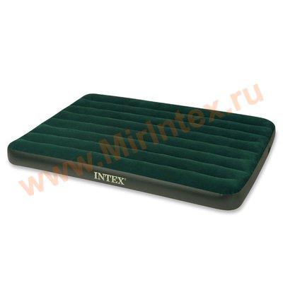 Надувные матрасы INTEX Prestige Downy Bed 152х203х22 см