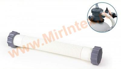 INTEX Шланг для фильтр-насоса с гайками, ф38 мм, длина 31 см