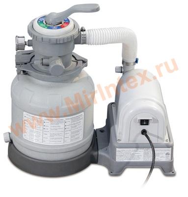 Summer Escapes Р52-1100 Песчаный фильтр-насос 220 В, 4,1 м3/ч