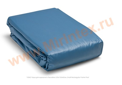 INTEX Чаша для каркасного прямоугольного бассейна 260x160x65 см, Small Rectangular Frame Pool