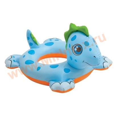 INTEX Круг Динозавр 76х56 см
