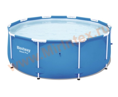 Bestway Бассейн каркасный круглый Steel Pro 305х100 см