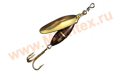 Myran Блесна Panter G (золото) 10гр