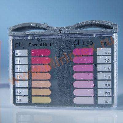 Пултестер (Pooltester) pH/Cl