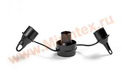 INTEX 11552 Набор насадок для электрических насосов