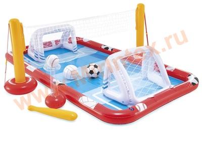INTEX 57147 Игровой центр «Активный спорт» 325х267х102 см.