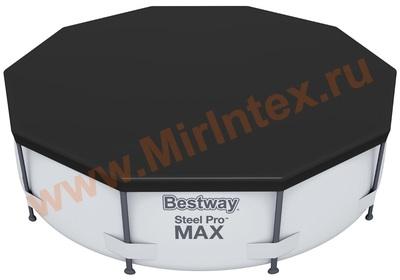 Bestway 58036 Тент для каркасных и надувных бассейнов, d 305 см.