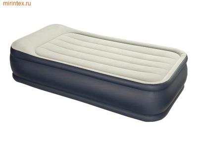 Надувные кровати INTEX Rising Comfort 102х191х48 см