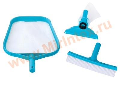 INTEX Набор насадок для чистки бассейна