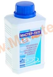 Мастер пул 0.5 л. (комплексная обработка воды в плавательных бассейнах)