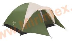 Bestway Палатка четырехместная Montana 100см+210х240х130 см