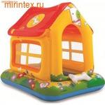 "INTEX Игровой центр ""Домик"" 142х117х122 см"