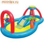 "INTEX Игровой центр ""Мельница"" 295х193х107 см"