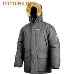 """NovaTour Куртка """"Аляска"""" зимняя городская.(Черная)"""