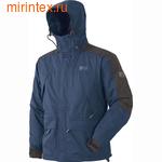 """NovaTour Куртка """"Шторм(Черный/синий)"""