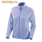 NovaTour Женская флисовая куртка Вилия(Голубой)