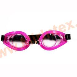INTEX Очки для плавания(Розовые) Play Goggles, 3-10 лет