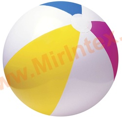 INTEX Мяч Glossy 61 см, от 3 лет
