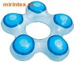INTEX Круг Звезда 74х71 см(синий)