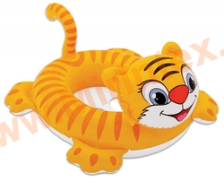INTEX Круг Тигр с трусами 94х81 см