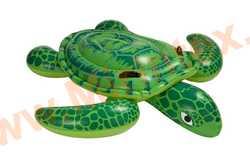 INTEX Плотик Черепаха 191х170 см, от 3 лет