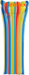 INTEX Матрас с рисунком с подголовником 183х69см, (полоски)