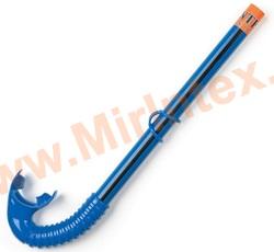 INTEX Трубка для плавания Hi-Flow (синяя)